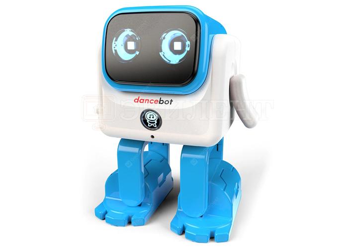 Танцующая беспроводная колонка-робот Dancebot