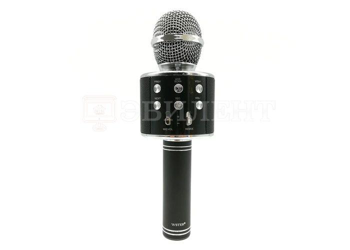 Мобильный караоке - микрофон WS - 858