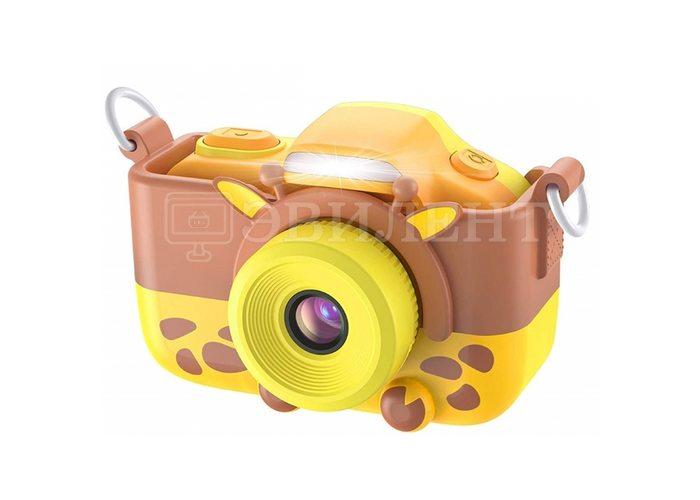 Детский фотоаппарат Kids Cam Жираф