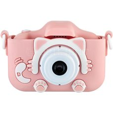 Детский фотоаппарат Childrens Fun Camera Kitty