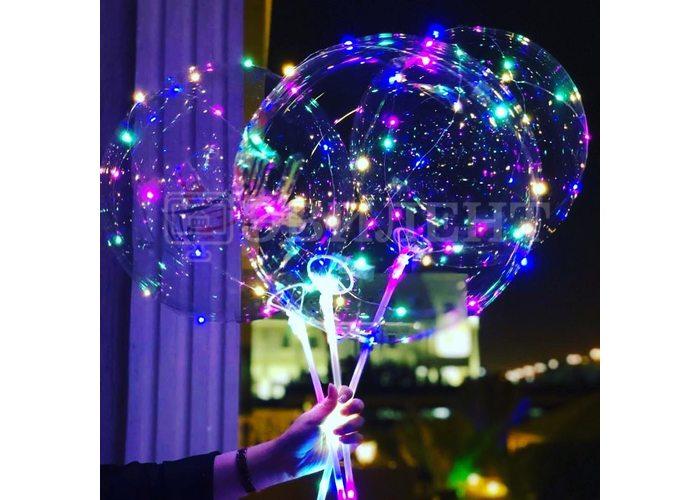 Светящиеся LED шары BOBO