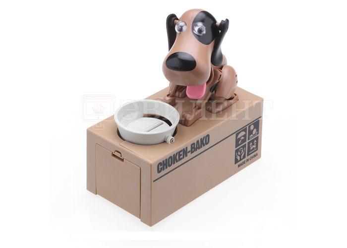 Интерактивная копилка MY DOG PIGGY BANK