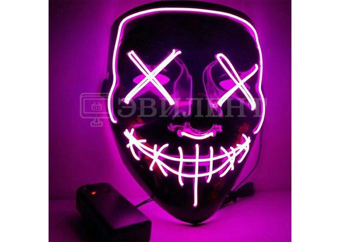 Судная ночь 3 - Светящаяся неоновая маска