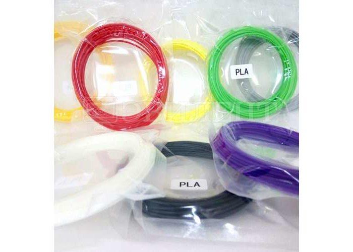 Набор из пластика для 3D ручки 10М