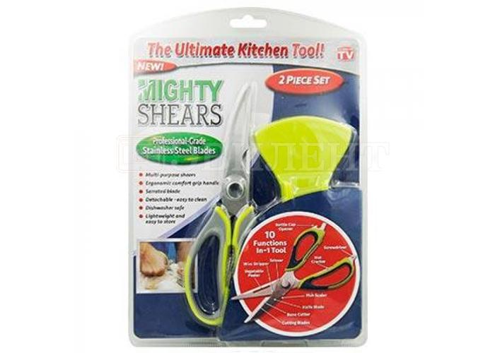 Универсальные ножницы MIGHTY SHEARS 10 в 1