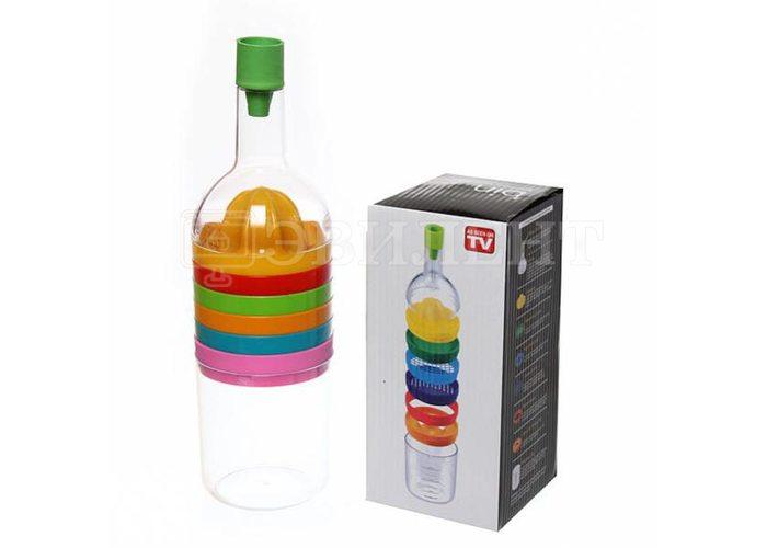 Универсальная кухонная бутылка BIN 8 TOOLS