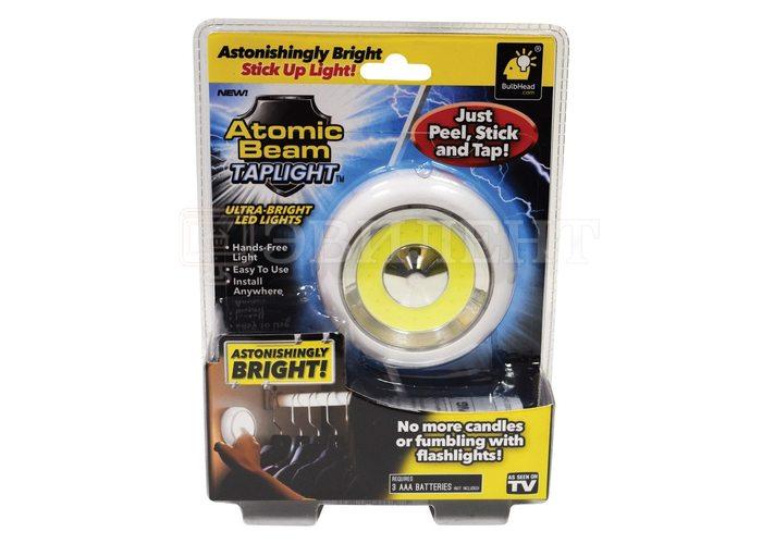 Универсальный точечный светильник ATOMIC BEAM TAP LIGHT
