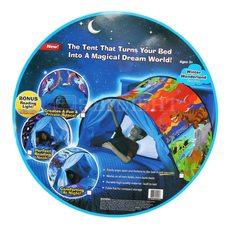 Тент-палатка на детскую кровать Небо