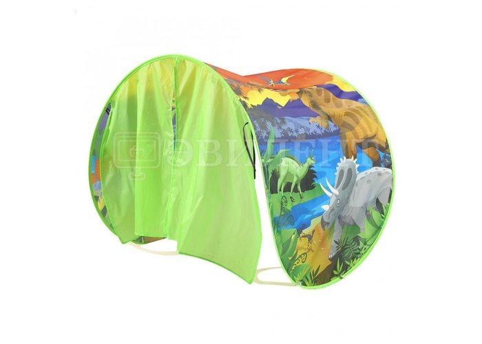 Тент-палатка на детскую кровать Динозавры