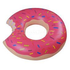 Надувной круг пончик 70см