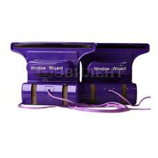Магнитная щетка для мытья стеклопакетов WINDOW WIZARD
