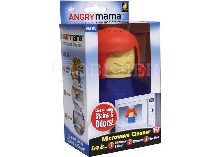 Очиститель микроволновки ANGRY мама