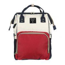 Сумка-рюкзак для мамы Baby Mo Premium с USB